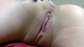 Hot hairy cougar pussy