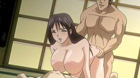 Teenager takes huge penis in her wet vagina