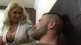 Boy confides in big boob Stepma