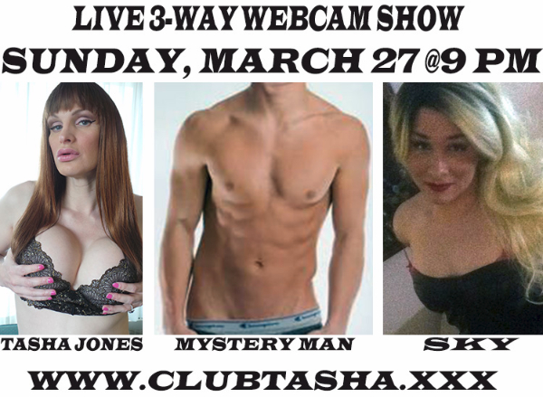 42102-LIVE 3-WAY WEBCAM SHOW TONIGHT 9 PM-Ts Tasha Jones