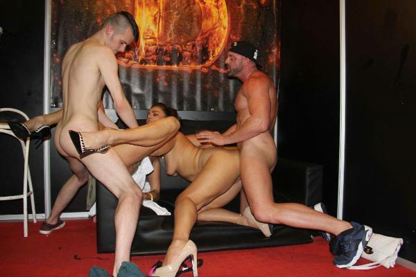 64292-Salon Erotico de Barcelona-Jonny Cockfill
