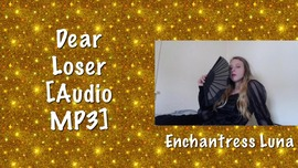 Dear Loser - Audio MP3 - clip cover-back