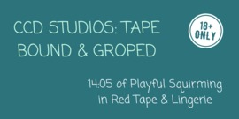 CCD Studios: Tape Bound - clip cover-front