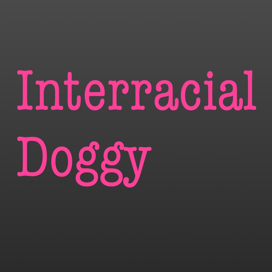 Interracial Doggy - clip cover-back