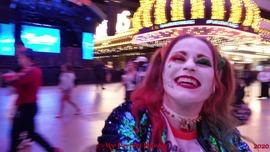 Harley O'Quinn - teaser - clip cover-front