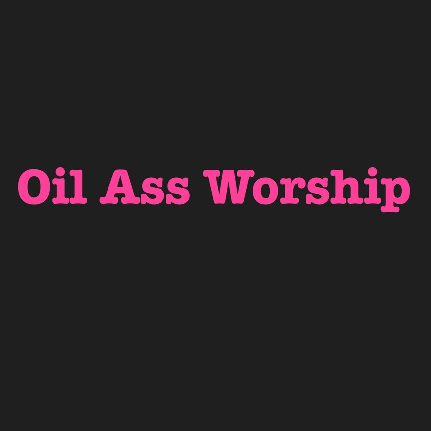 Oil Ass Worship - clip cover-back