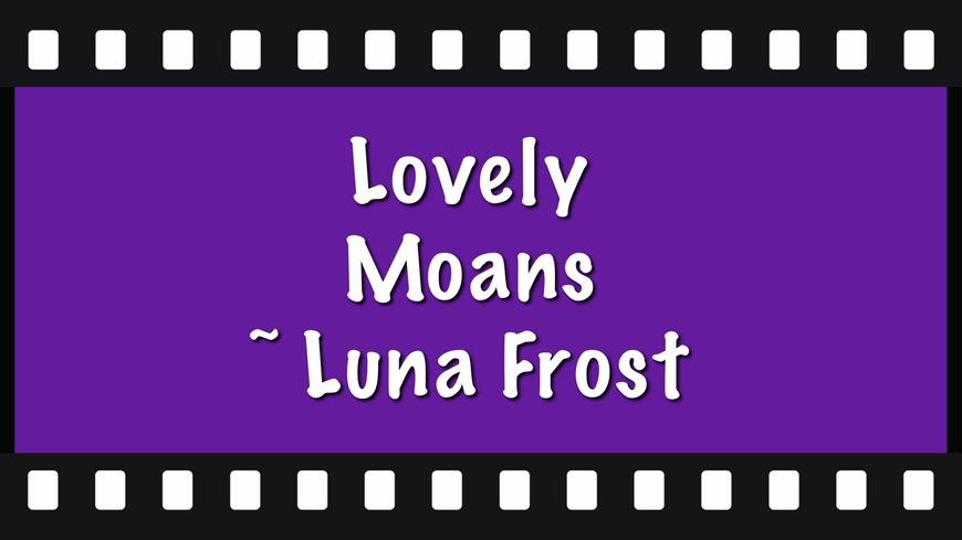 Lovely Moans - clip cover-back