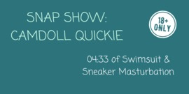 Show: Camdoll Quickie - clip cover-back