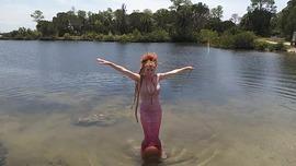 Annie Mermaid - clip cover-back