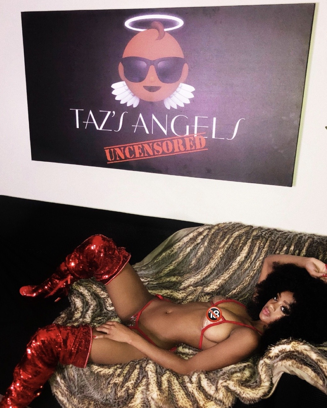 Taz's Angels Uncensored - profile image - 4